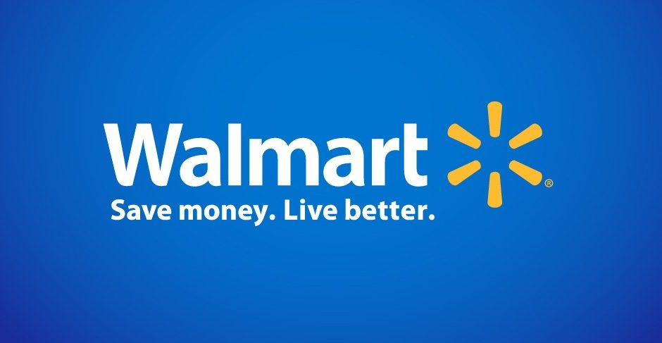 Le logo de Walmart