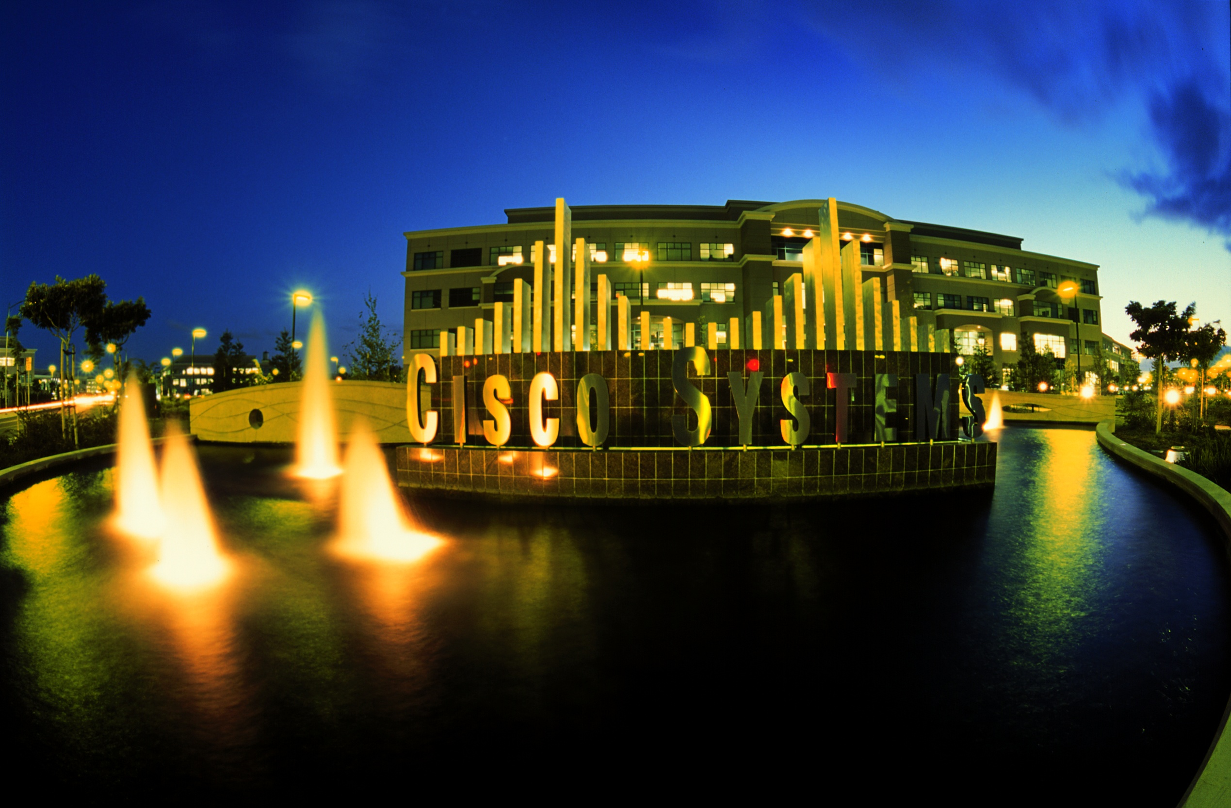 Siège social de Cisco Systems
