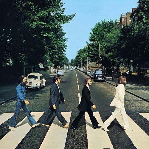 The Batles - Abbey Road.