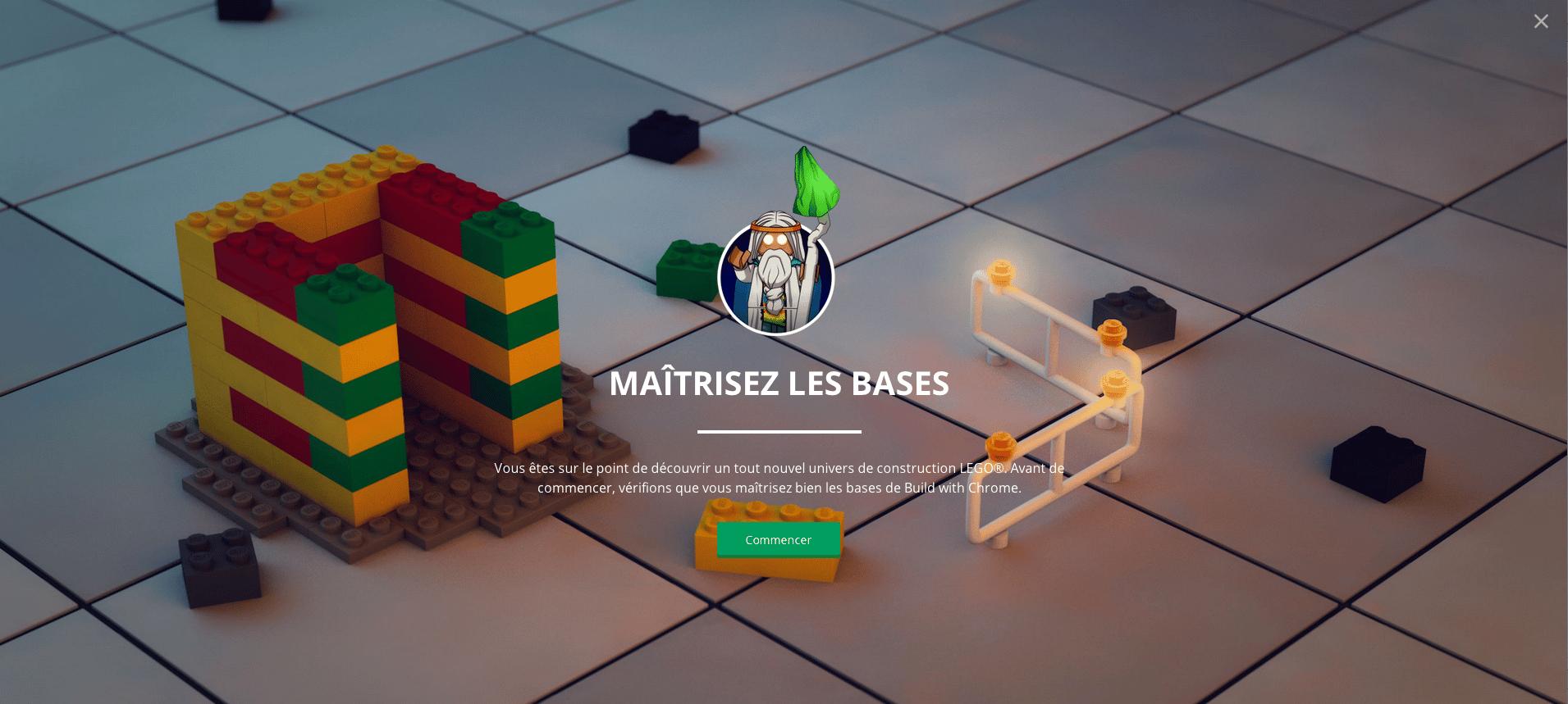 constructeur build academy lego google chrome 2