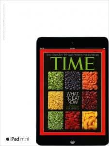 Les publicités TV ou Print d'Apple sont un bon exemple de mise en avant de la créativité.