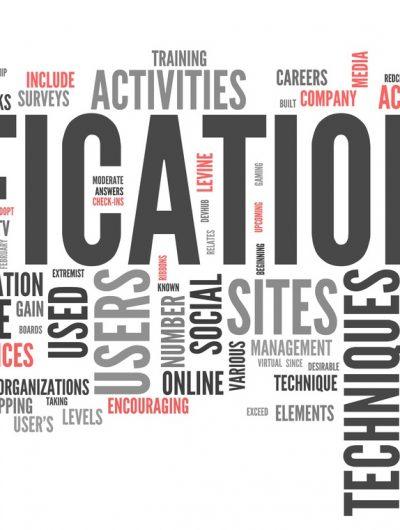 nuage de mot ludification gamification