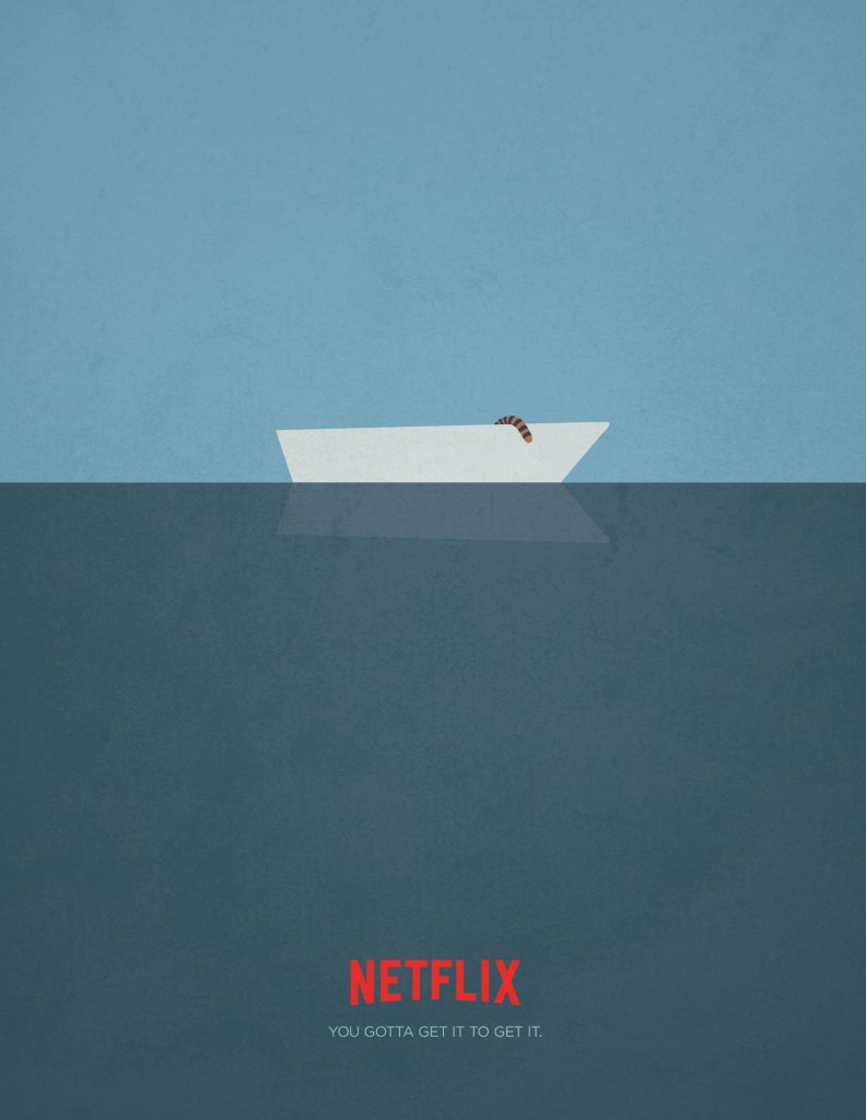 Pub Netflix Canada L'Odyssée de Pi