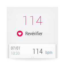 Android Wear eHealth