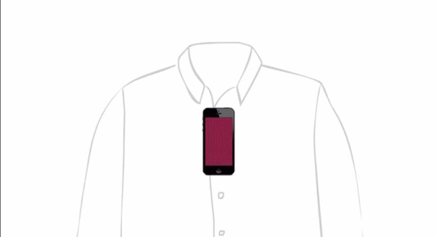 Tie Break d'Hermès concordance avec la chemise