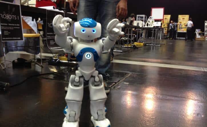Nao le petit robot