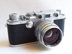 appareil photo Leica de 1950