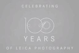 Leica icône anniversaire