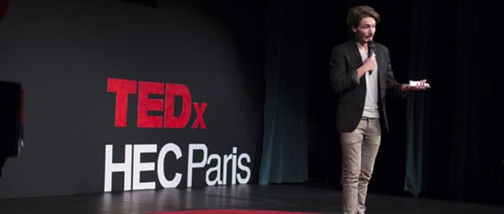 TEDxHECParis une