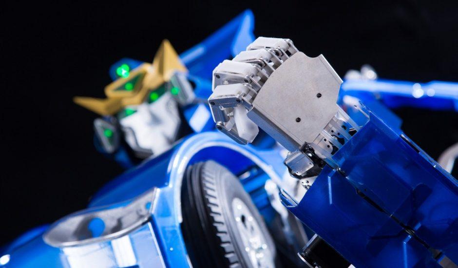 transformers J-deite Quarter