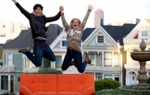 Couchsurfing - tendance au partage du voyage
