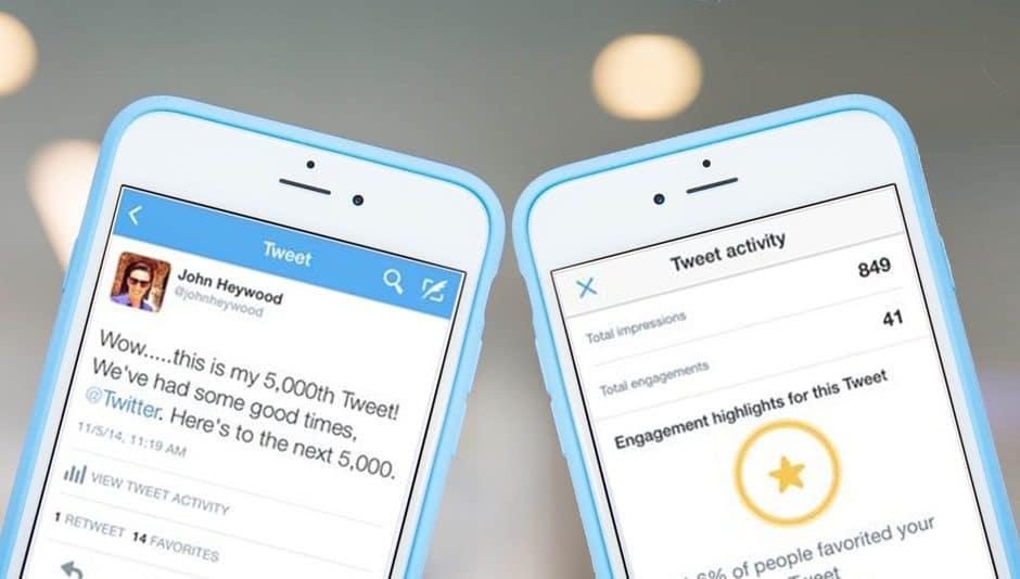twitter analytics mobile