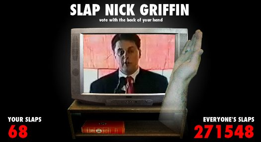 slap nick griffin