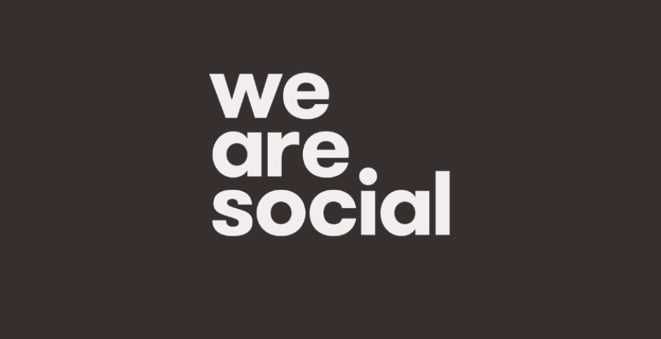 we are social digital chiffres 2015