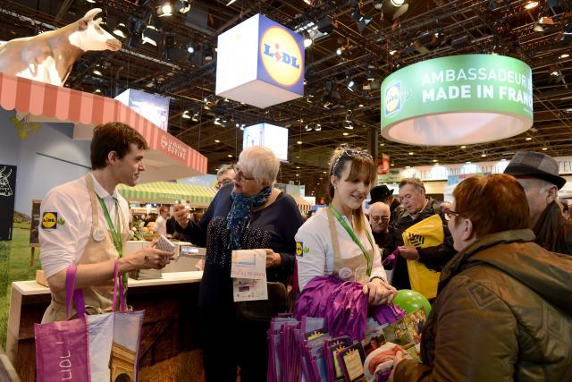 Stand LIDL #SIA2015