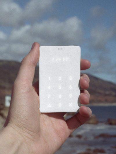 Light phone : le téléphone minimaliste