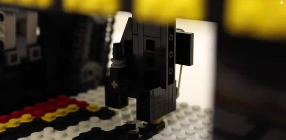 Bricasso imprimante 3D lego 3