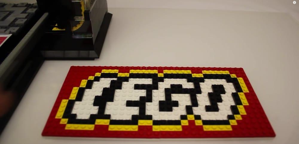 Bricasso imprimante 3D lego 6