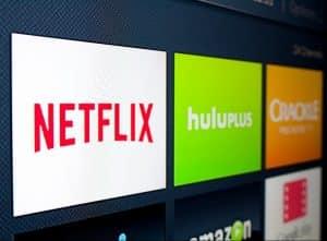 Netflix - Hulu - Amazon