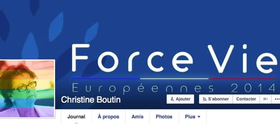 Photo de profil temporaire sur Facebook
