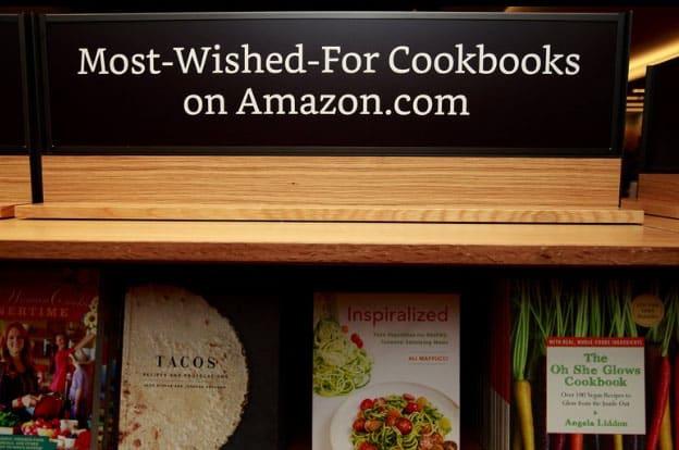 amazon books librairie ecommerce