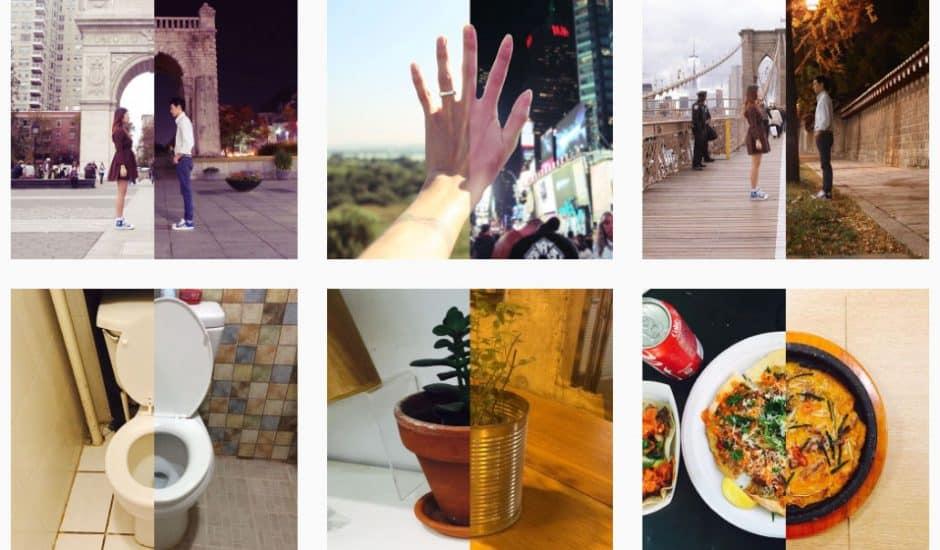compte instagram relation longue distance