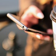 coffee retail smartphone technology