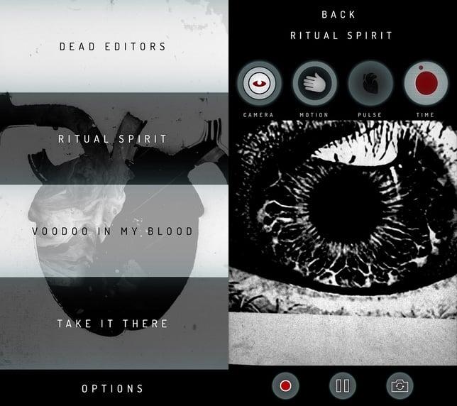 Remixez le dernier EP de Massive Attack avec votre iPhone.