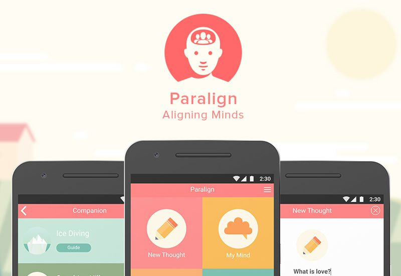 Paralign, le feelgood network