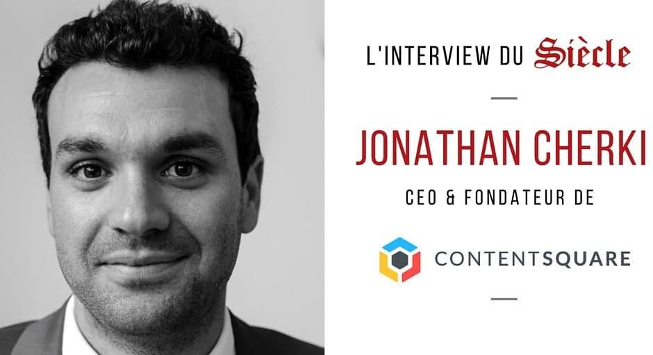 Interview de Jonathan Cherki de Content Square