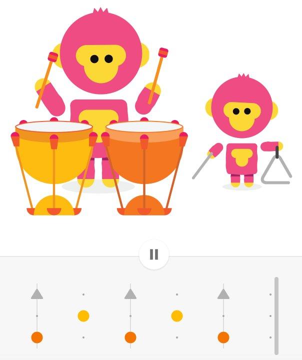 Chrome music lab google 1