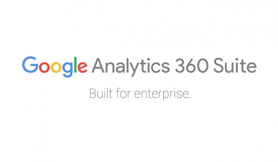 suite google analytics 360