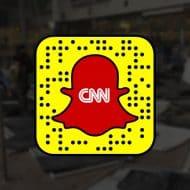 CNN snapchat