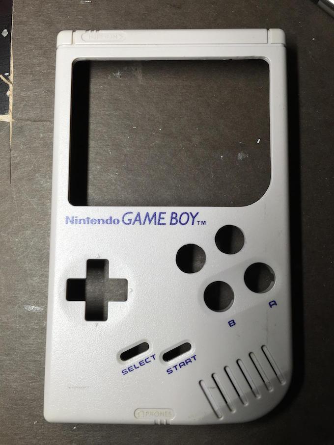 Game Boy Zero Wermy 1