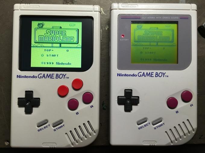 Game Boy Zero Wermy 16