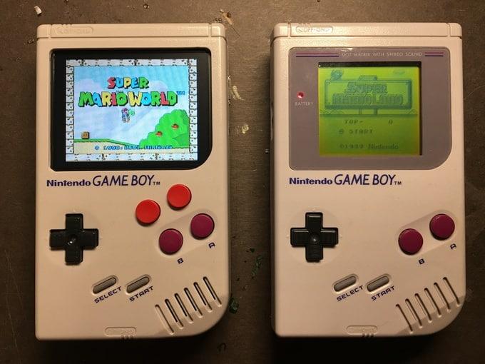 Game Boy Zero Wermy 17