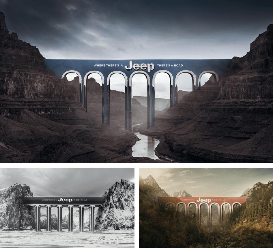 2-Chatons-dOr-Prix-print-libre-B.-Smith-P.-Etcherbarne-Jeep-Bridge