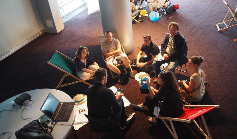 startup work management equipe