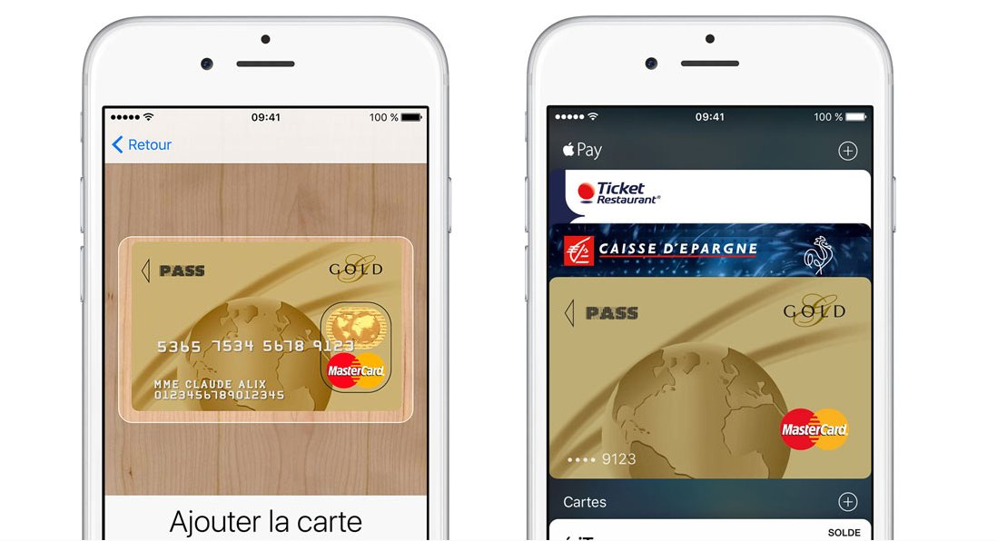 Apple Pay France