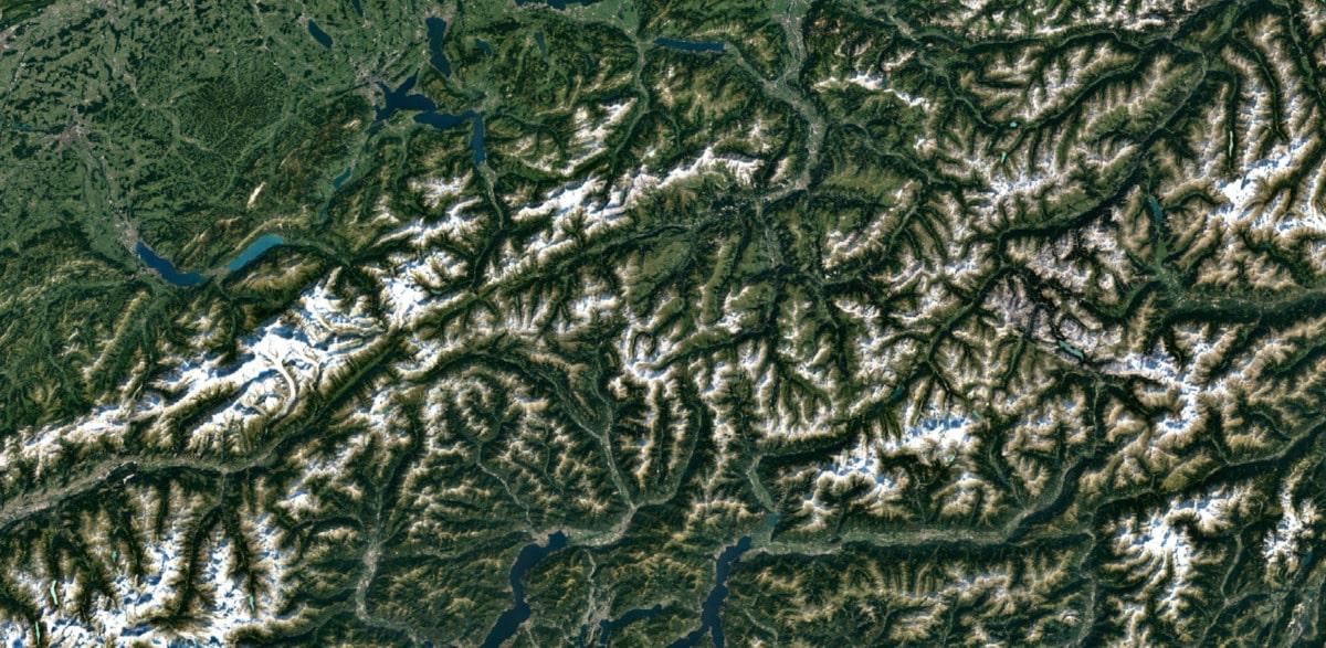 Google Maps imagerie 2