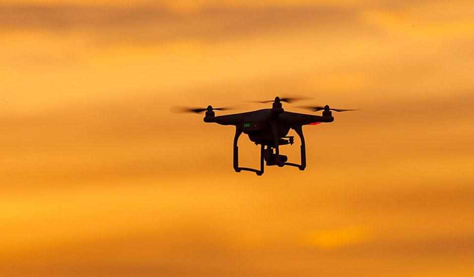 livraison par drone