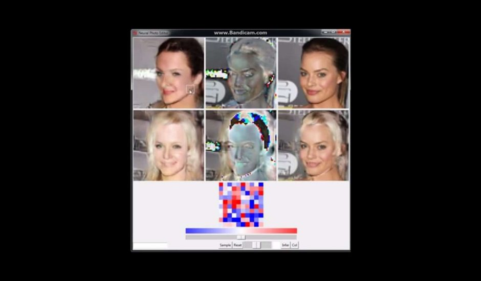 Neural Photo Editor