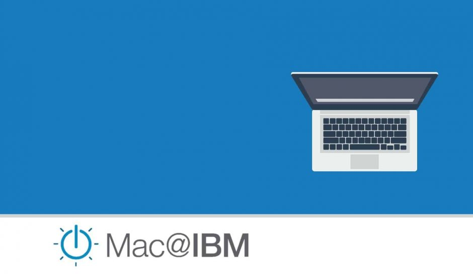 Mac @ IBM