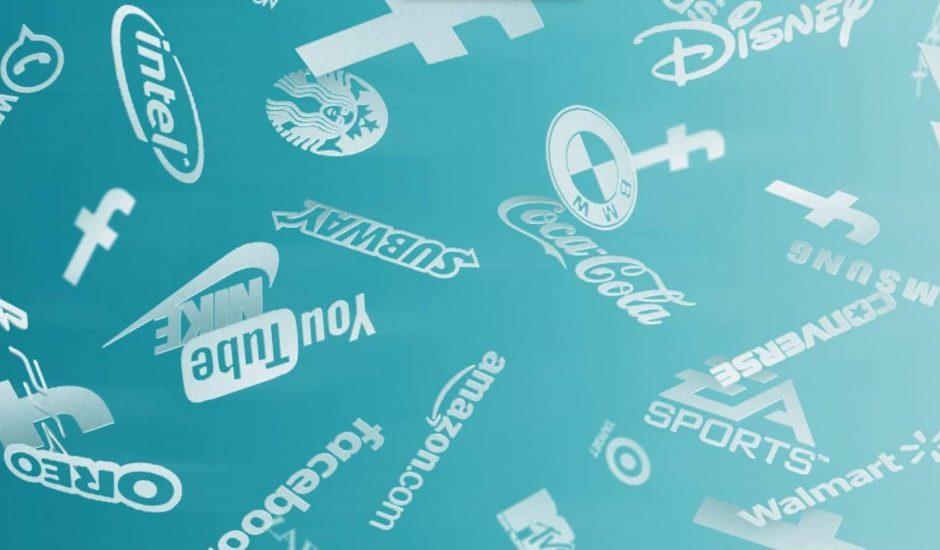 utilisation facebook grandes marques