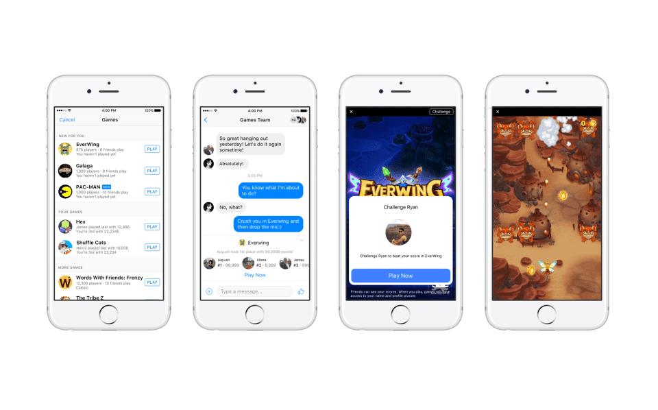 Facebook Instant Games