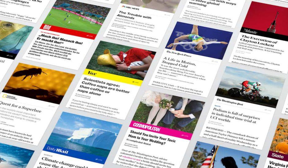 instant articles régie