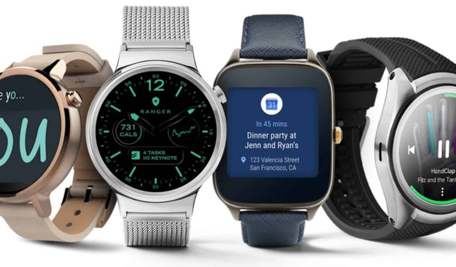 android wear 2 montre LG