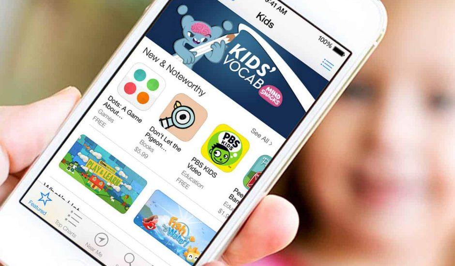Apple ios 10 app store
