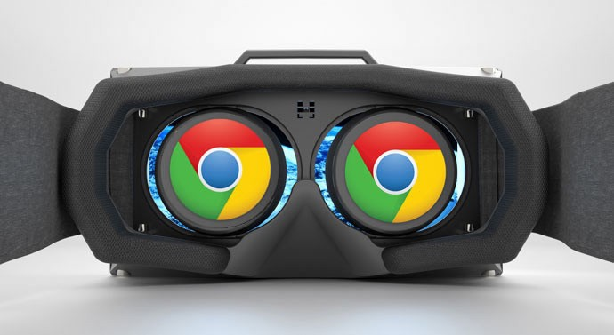 Chrome VR