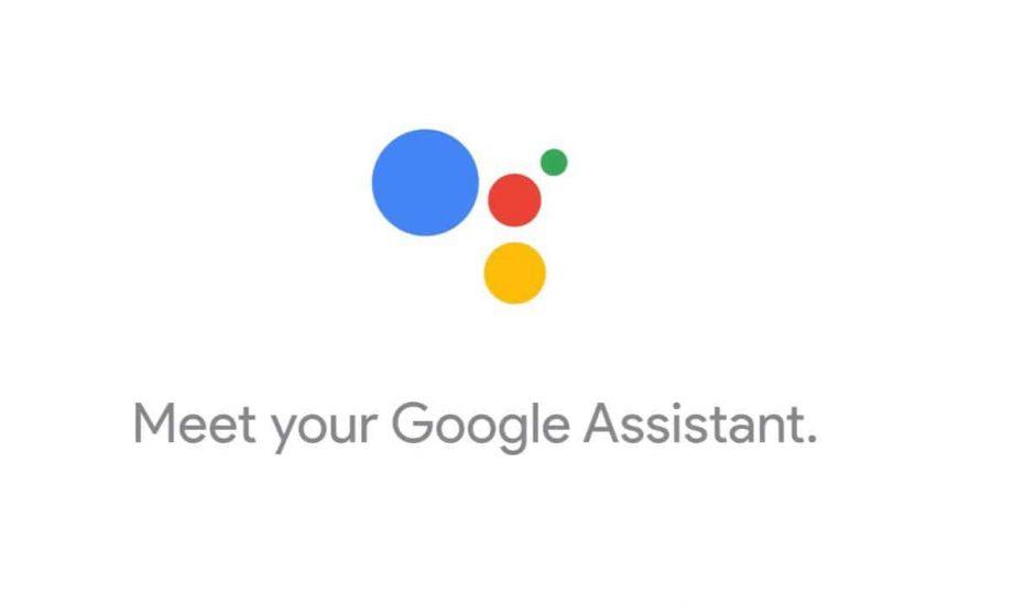 google assistant s'identifiera lorsqu'il passe des appels